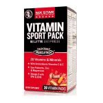 SIX STAR VITAMIN SPORT PACK (20packs)